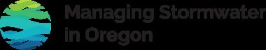 Managing Stormwater in Oregon
